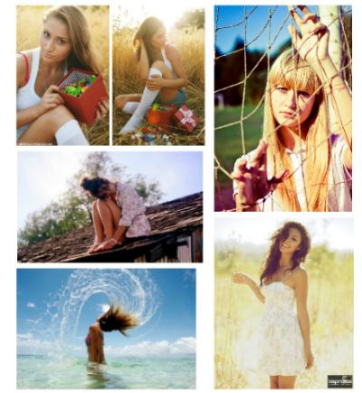 Лето Летняя фотосессия Идеи для фотосессий Фотосессия летом